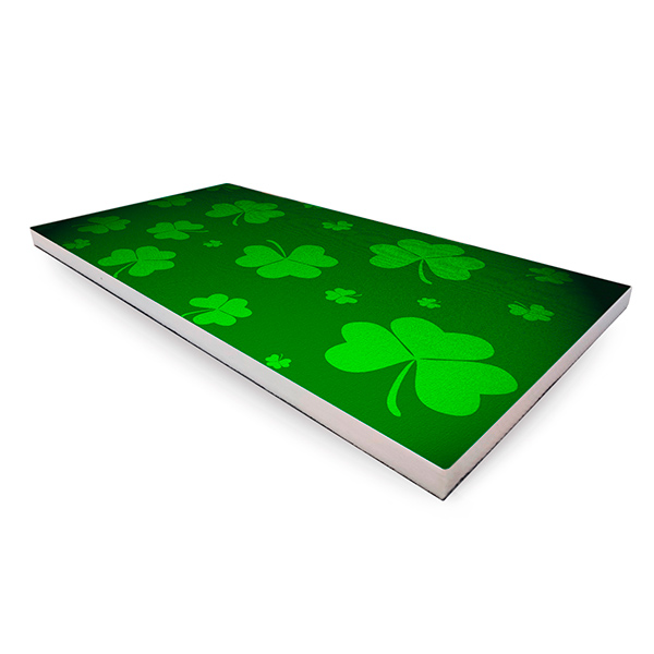 Luckiest Panel by Acoustic Panels Art