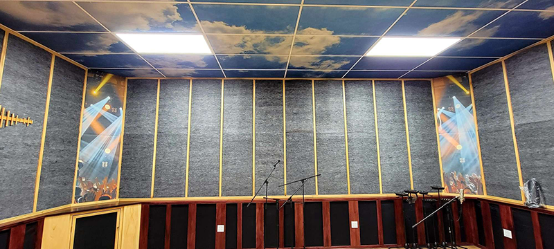 How to soundproof home theater or recording studio