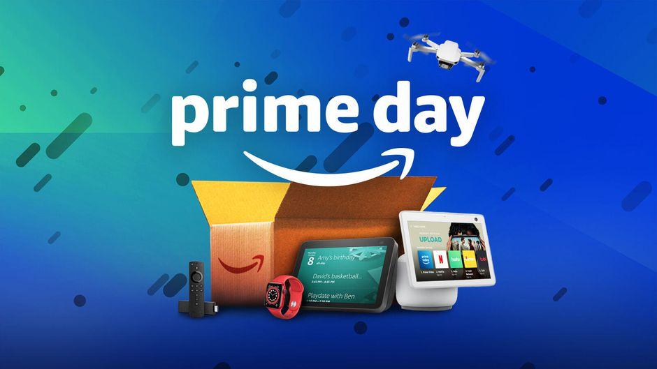 Amazon Prime Day has arrived